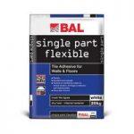 BAL – Single part flex – White