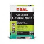 BAL – Rapidset Flexible Fibre – White