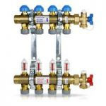Polypipe 15mm push-fit manifold – 4 port