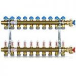 Polypipe 15mm push-fit manifold – 10 port