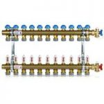 Polypipe 15mm push-fit manifold – 11 port