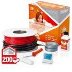 ProWarm 200w Electric Underfloor Heating cable kit – 4.1m2