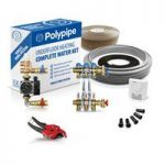 Polypipe standard output single zone water underfloor heating kit – 60m2