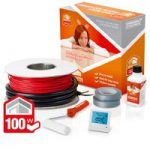 ProWarm 100w Electric Underfloor Heating cable kit – 8.2m2