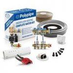 Polypipe Multiple Room Water Underfloor Heating System – 40m2 – 2 zones