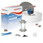 Thermoflow Multi Zone Output Water Underfloor Heating Kit – 70m2