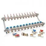 12 Port Manifold – With Fitting Accessories